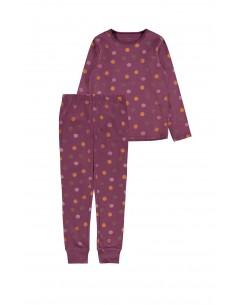 Pijama CIRCULOS de algodón NIÑA NAME IT