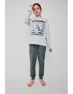 Pijama interloc SWEET DREAMS junior TOBOGAN