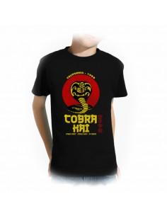 Camiseta Cobra Kai - Talla Niño/a